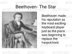 beethoven the star
