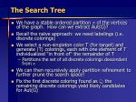 the search tree28