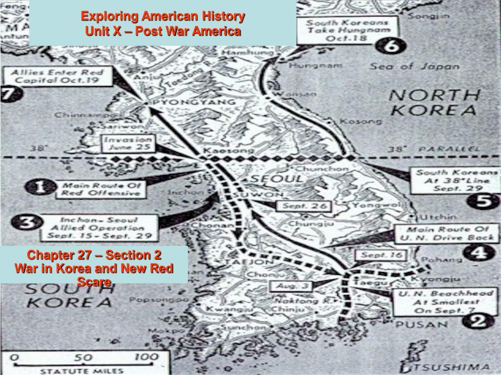 exploring american history unit x post war america l.