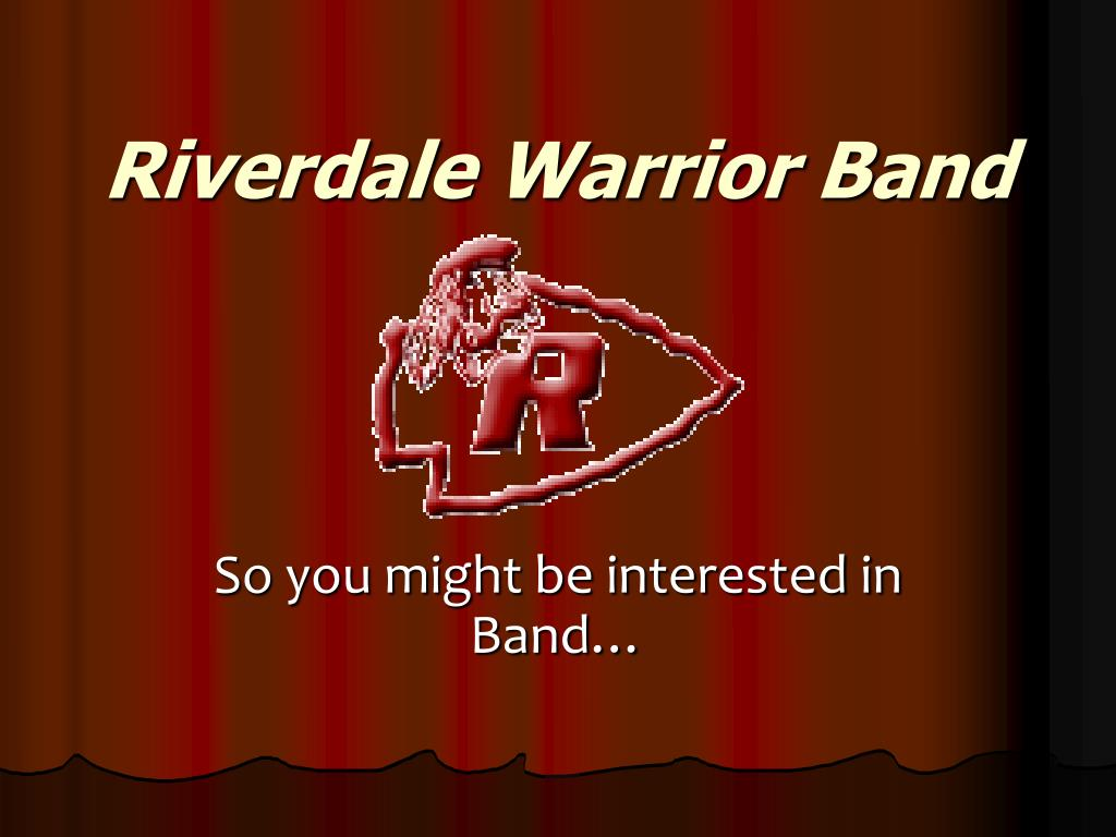 riverdale warrior band l.