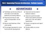 10 4 1 improving process architecture cellular layouts25