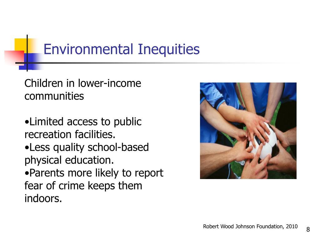 Environmental Inequities