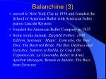 balanchine 3