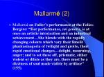 mallarm 2