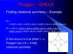 polygon check18