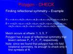 polygon check20