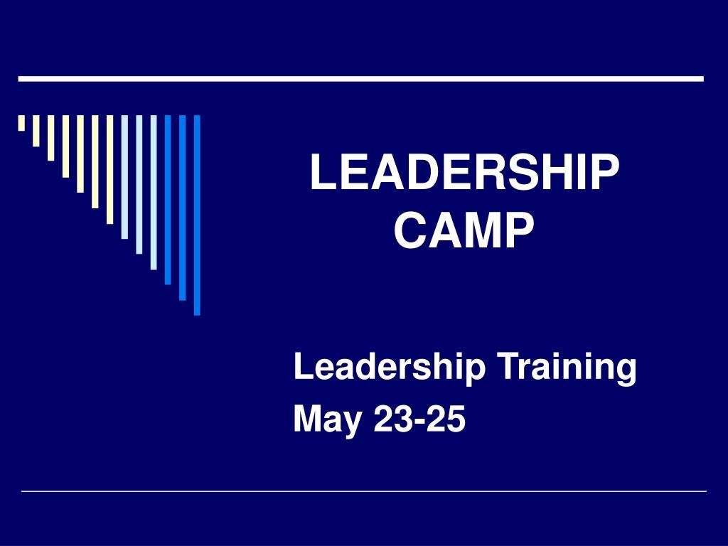 leadership camp l.