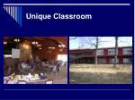 unique classroom