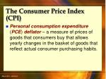 the consumer price index cpi67
