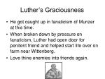 luther s graciousness65
