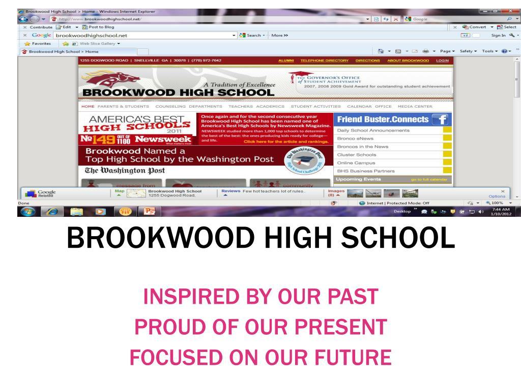 brookwood high school l.