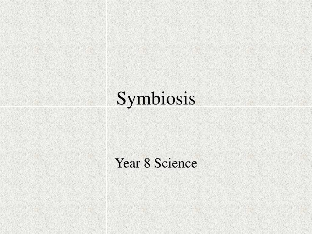 symbiosis l.