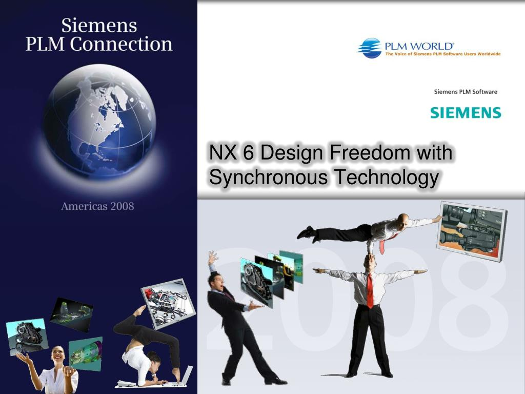 nx 6 design freedom with synchronous technology l.