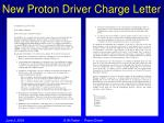 new proton driver charge letter