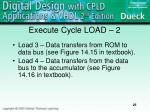 execute cycle load 2