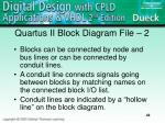 quartus ii block diagram file 2