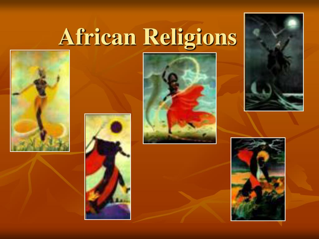 african religions l.