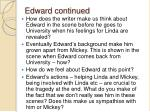 edward continued