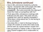 mrs johnstone continued