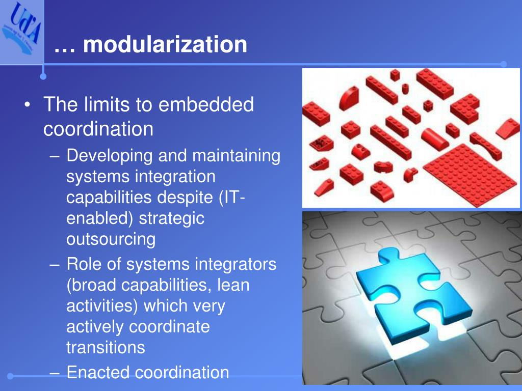 The limits to embedded coordination