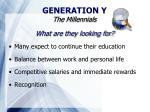 generation y the millennials8