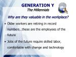 generation y the millennials9