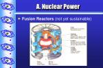 a nuclear power4