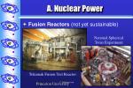 a nuclear power5