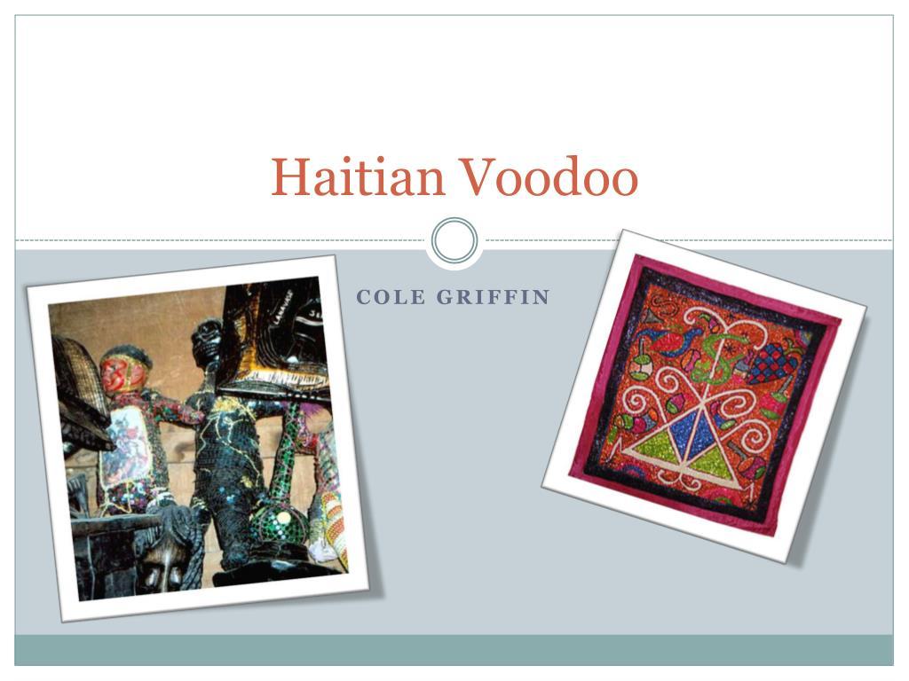 haitian voodoo l.