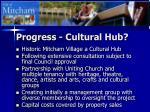 progress cultural hub