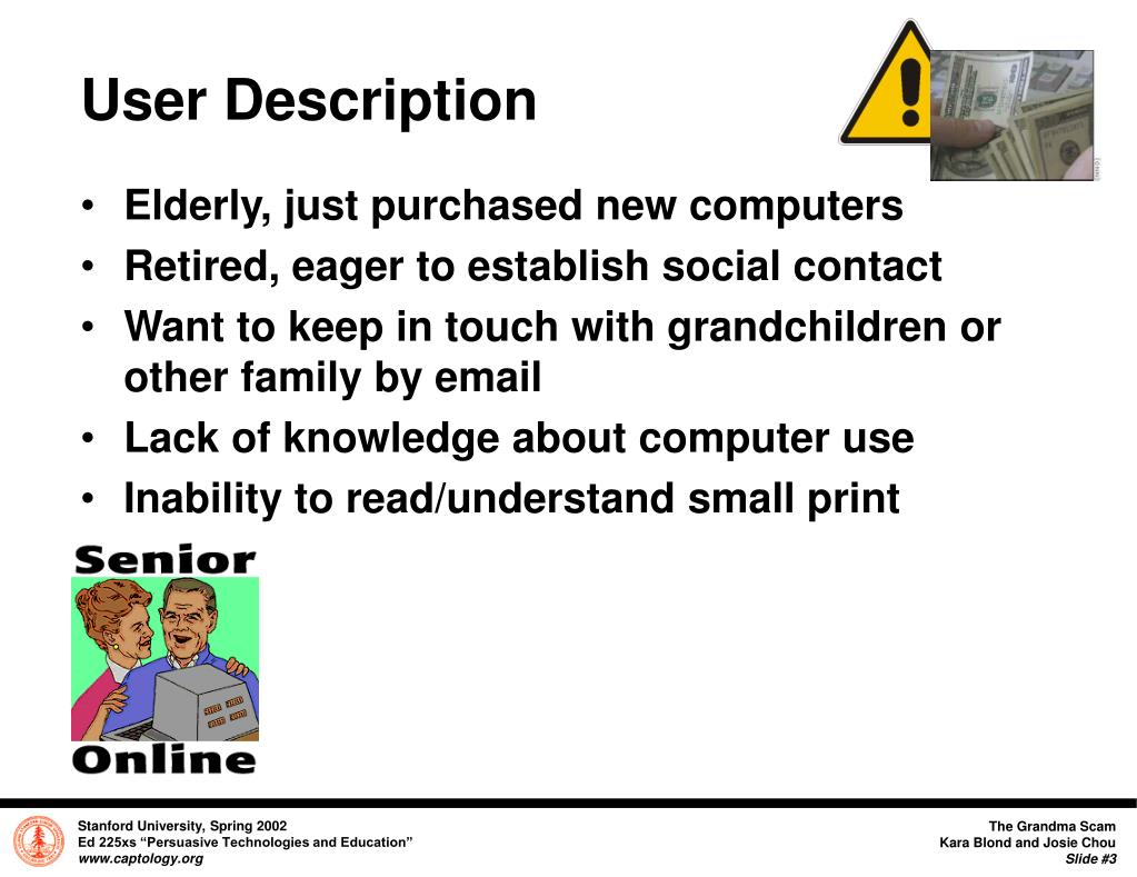 User Description