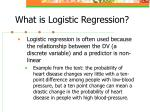 what is logistic regression3