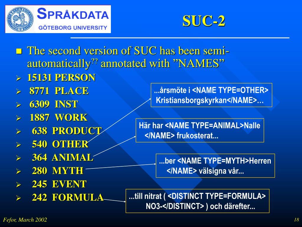 SUC-2