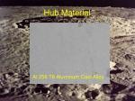 hub material19