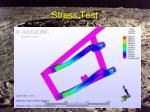 stress test30