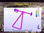 stress test32