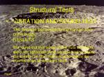 structural tests35