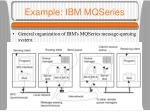 example ibm mqseries26