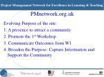 pmnetwork org uk