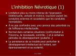 l inhibition n vrotique 1