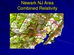 newark nj area combined relativity