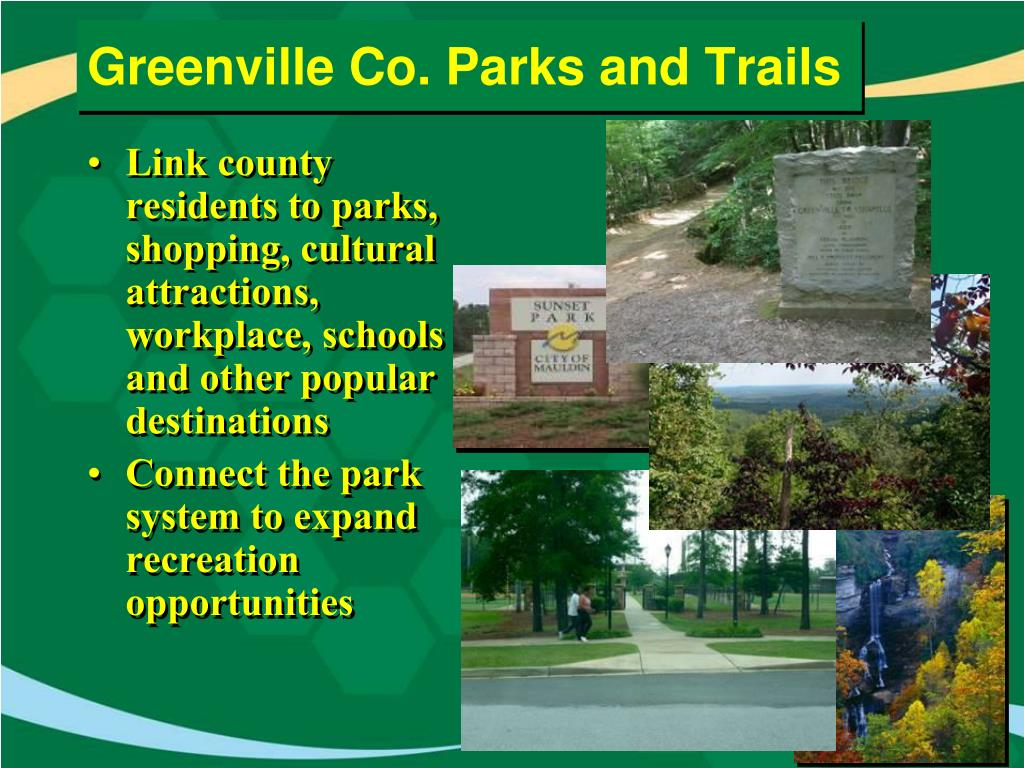 Greenville Co. Parks and Trails