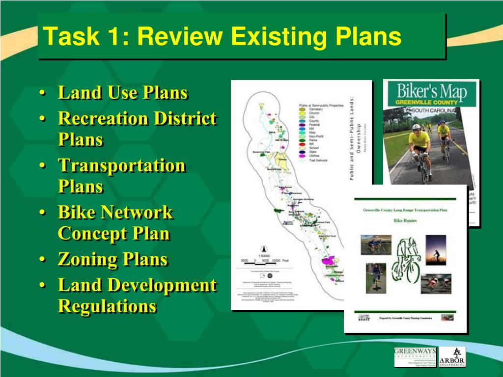 Task 1: Review Existing Plans
