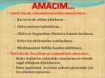 amacim