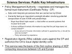 science services public key infrastructure37