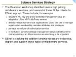 science services strategy41
