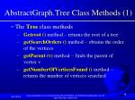 abstractgraph tree class methods 1