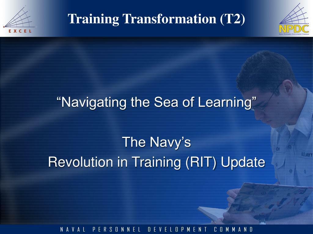 training transformation t2 l.
