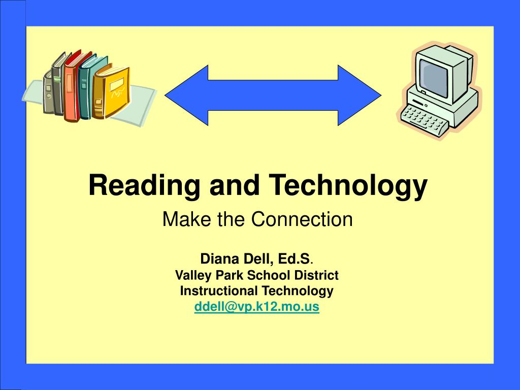 reading and technology l.