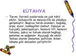 k tahya